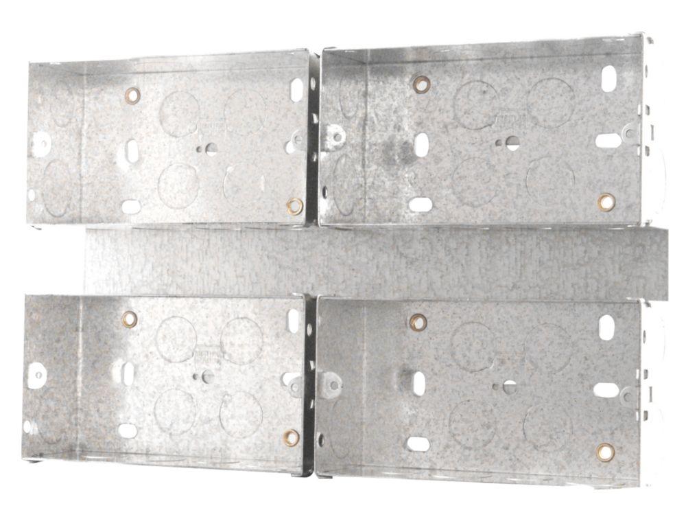 Image of British General Mounting Box Steel
