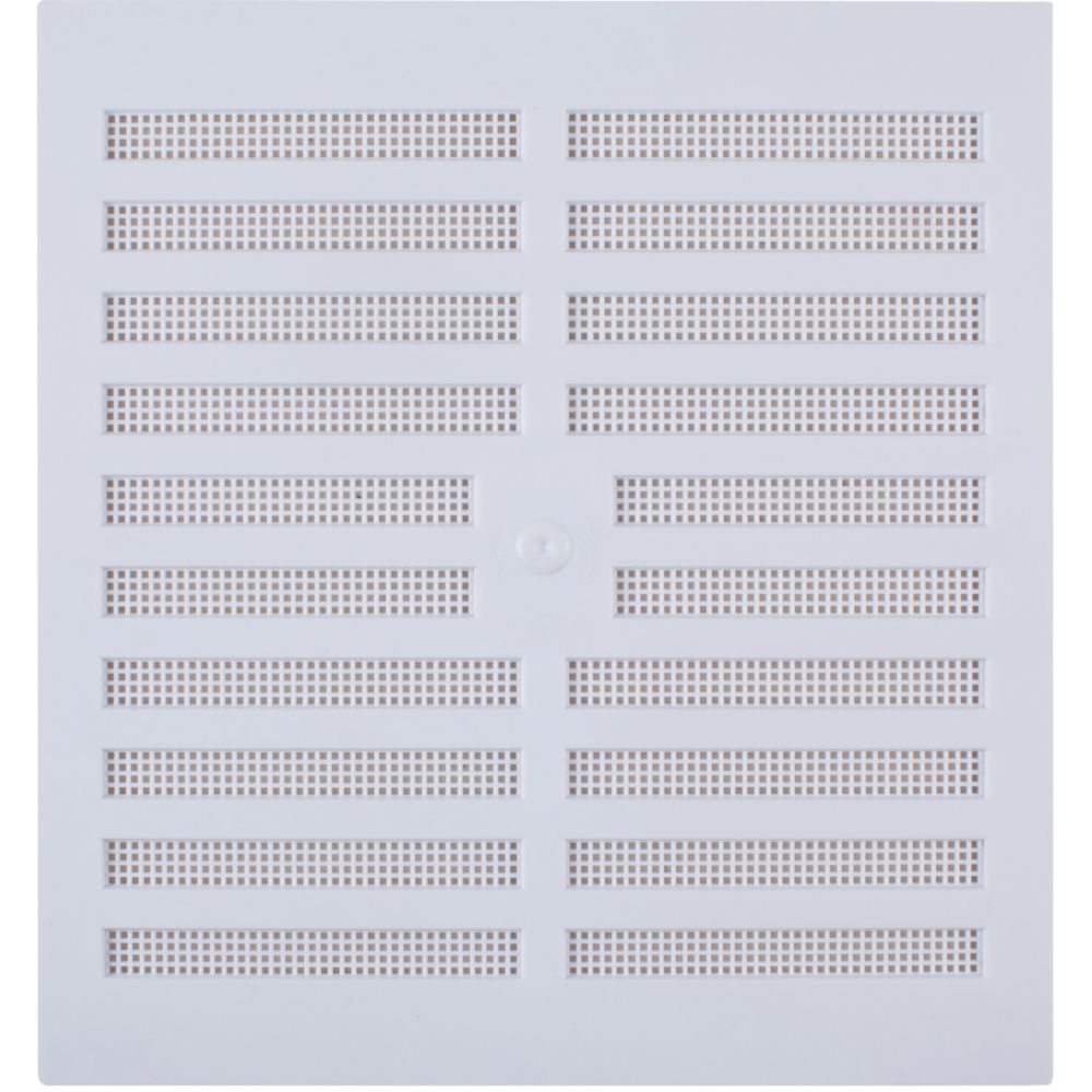 Image of Map Vent Adjustable Vent White 229 x 229mm