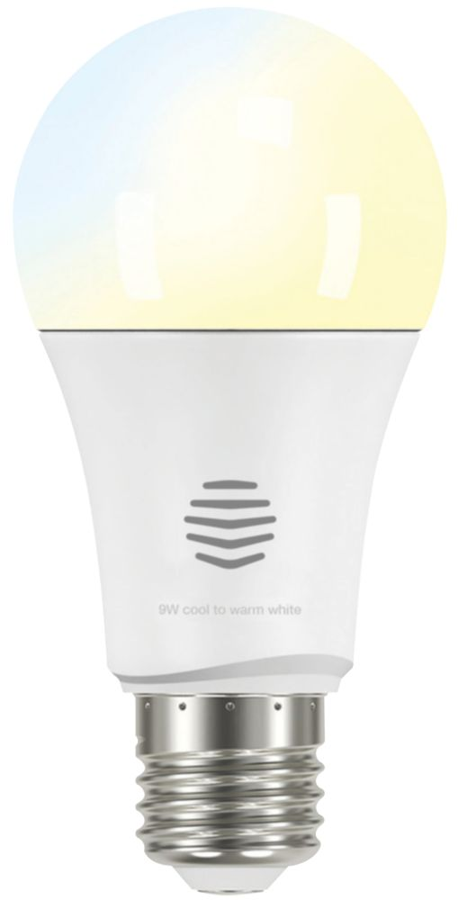 Image of Hive Smart LED GLS ES Cool to Warm White Bulb Variable White 9W 806Lm