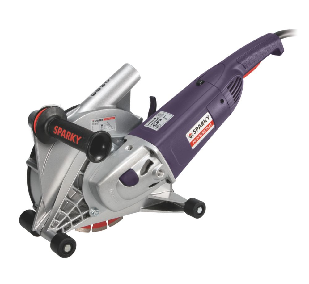 Image of Sparky FK 652 230mm 2000W Wall Chaser 110V