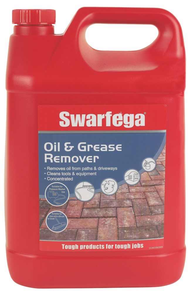 Image of Swarfega Oil & Grease Remover 5Ltr