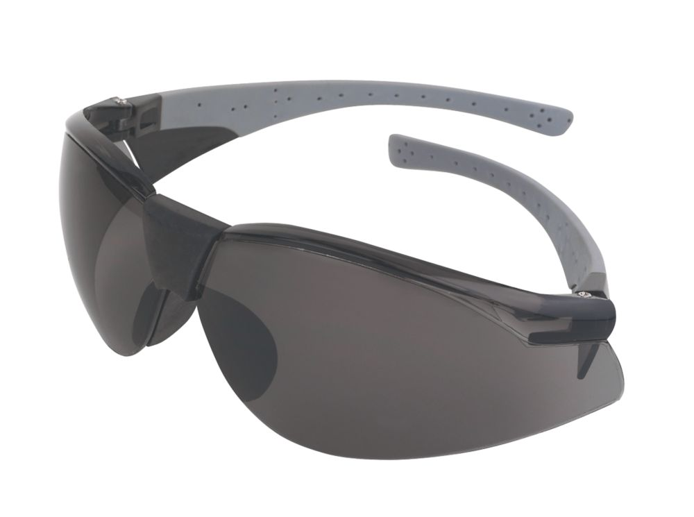 Image of Site 2102 Smoke Lens Safety Specs