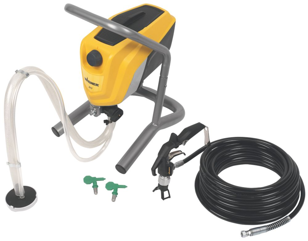 Image of Wagner Control Pro 250M Airless Paint Sprayer 550W