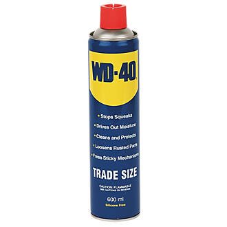 Image of WD-40 Aerosol Lubricant 600ml