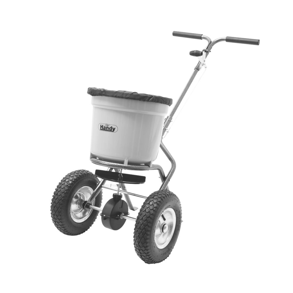 Image of The Handy Push Garden Spreader 23kg