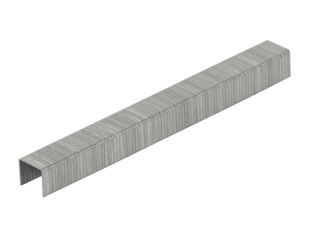 Image of Tacwise 140 Series Heavy Duty Staples Galvanised 10 x 10.6mm 5000 Pack