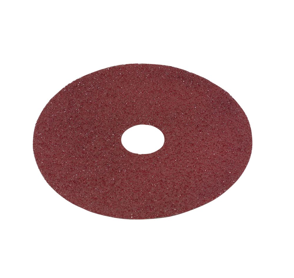 Image of Alox Fibre Disc 115mm 36 Grit Pack of 10
