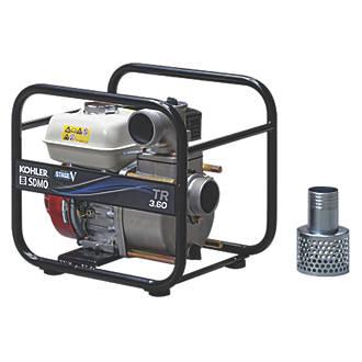 Image of SDMO TR3.60H Petrol Dirty Water Pump