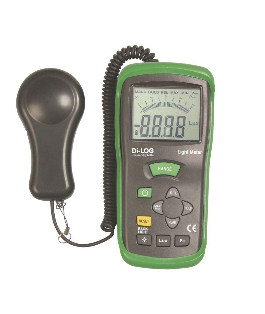 Image of Di-Log DL7040 Digital Light Meter