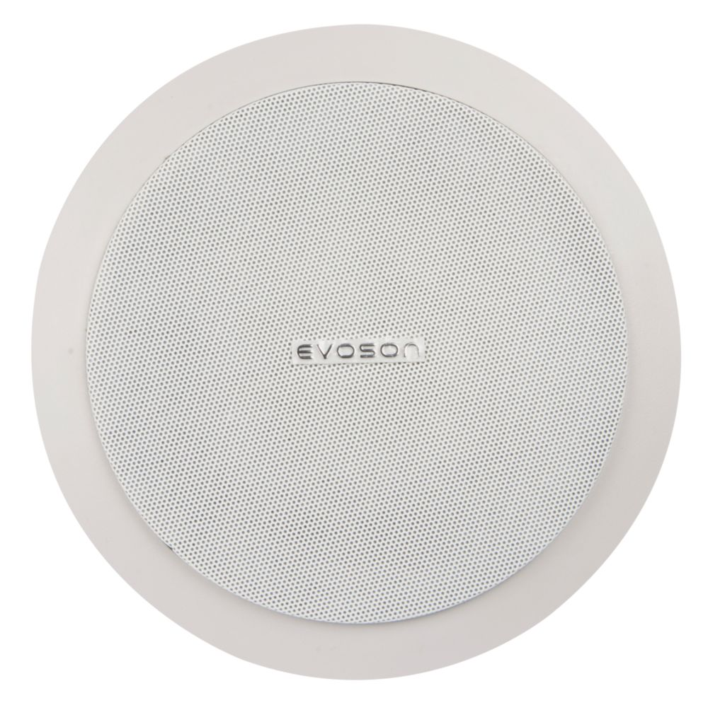 """Image of Evoson LS-IC603T 6"""" Ceiling Speaker 6W 100V"""