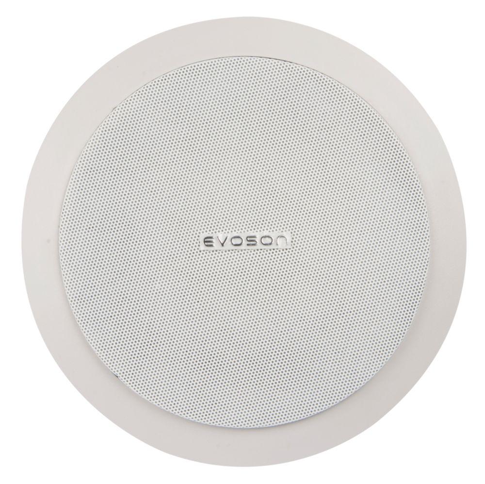 "Image of Evoson In-Ceiling Speaker White 9"" 6W RMS"