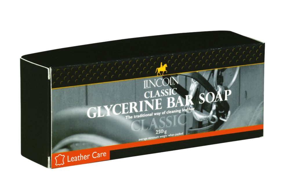 Image of Lincoln Classic Glycerine Bar Soap 250g