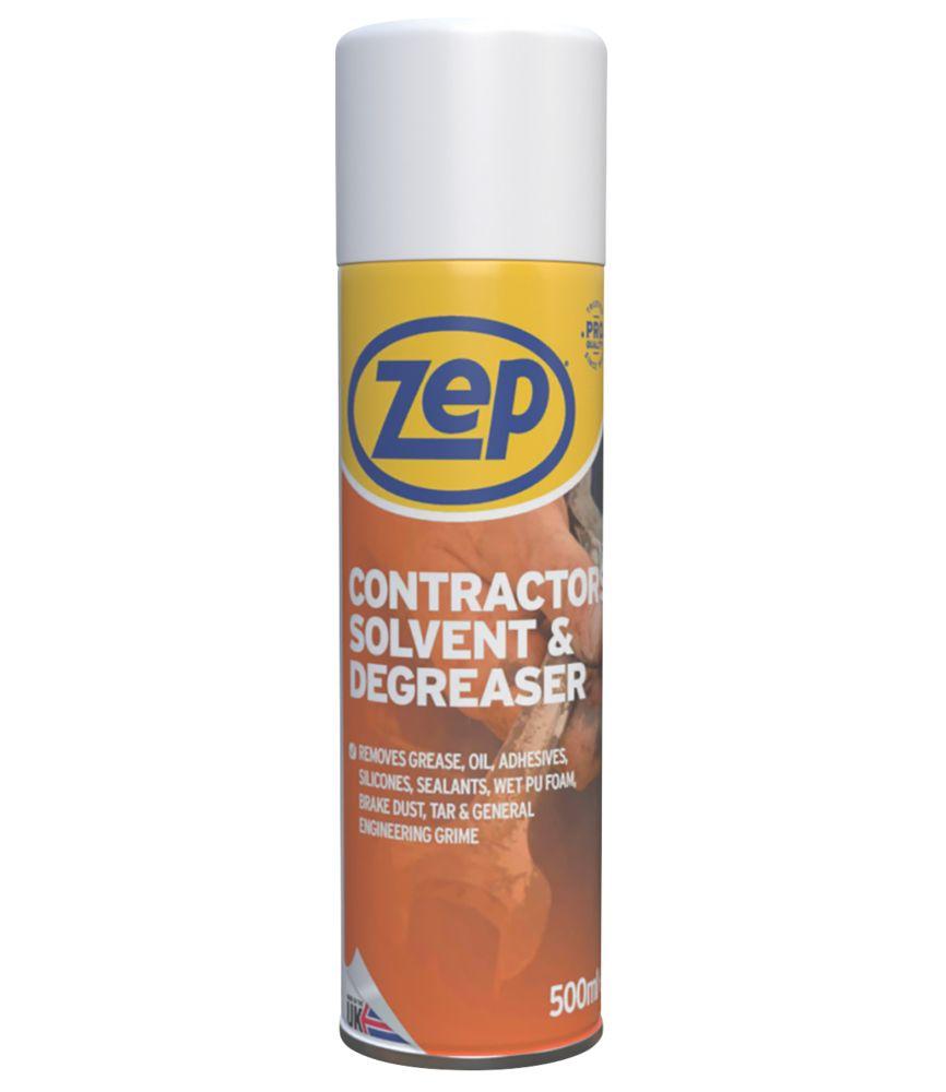 Image of Zep Commercial Contractors Solvent & Degreaser 500ml