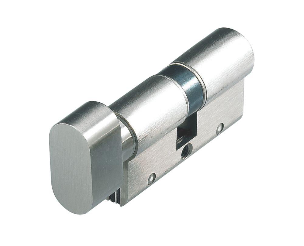 Image of Cisa Astral S Series 10-Pin Euro Cylinder & Thumbturn 45-45