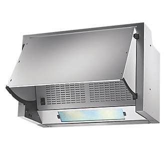 Image of Belling UIH60S Integrated Cooker Hood 600mm Silver