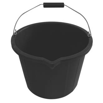 Image of Active Plastic Buckets 14Ltr 3 Pack