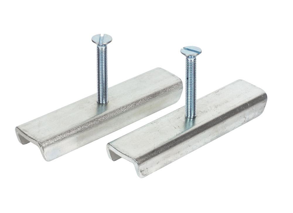 Image of FloPlast FloDrain Locking Bars Silver