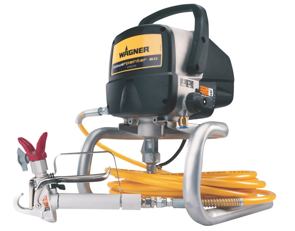 Image of Wagner Power Painter 60 Airless Paint Sprayer 750W
