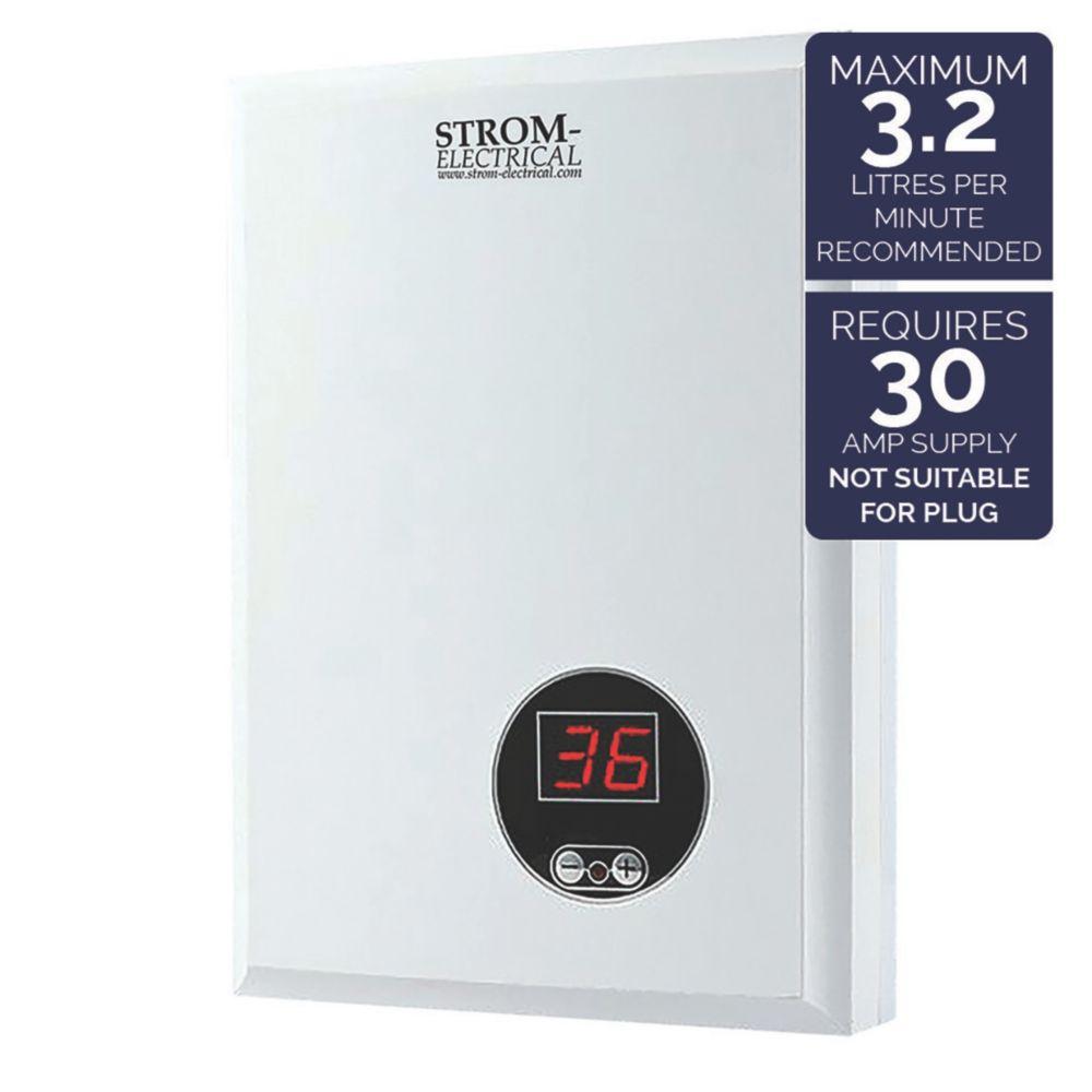 Image of Strom Power Digital Instant Water Heater 6.8kW