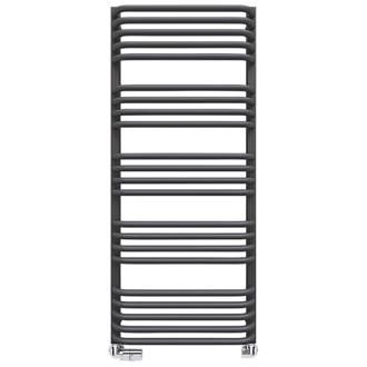 Image of Terma Alex Designer Towel Rail 1140 x 500mm Grey