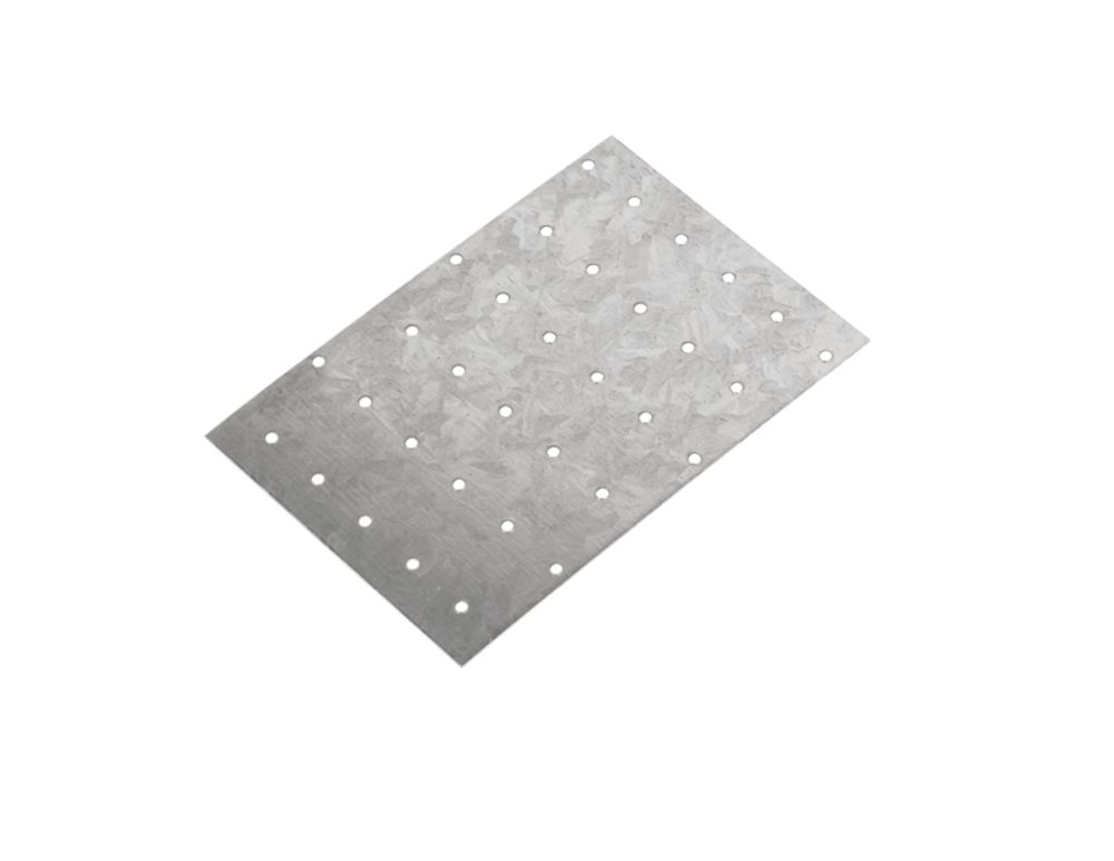 Image of Sabrefix Hand Nail Plate Galvanised DX275 100mm x 150mm