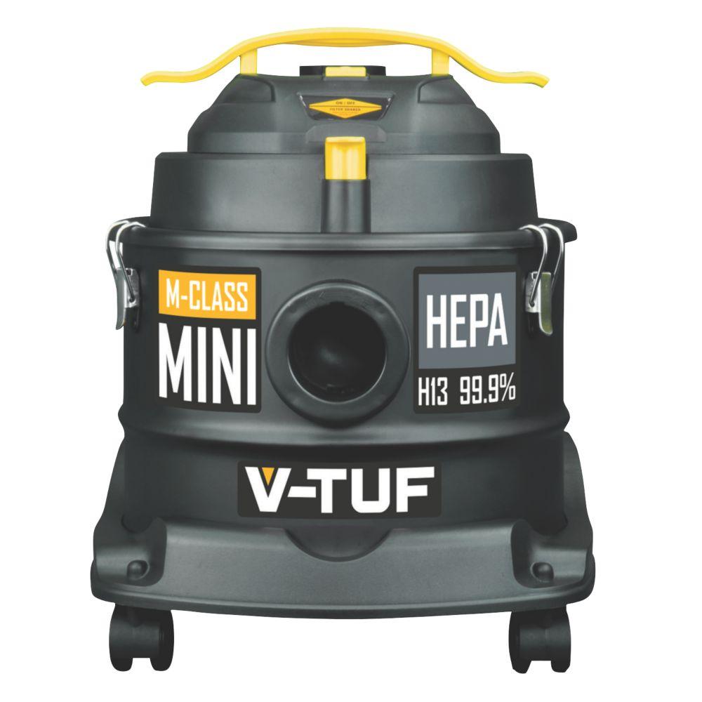 Image of V-Tuf VTM1110 800W 15Ltr M-Class Dry Vacuum Cleaner 110V