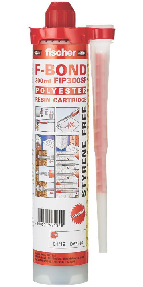 Image of Fischer FIP 300SF Polyester Styrene-Free Resin 300ml