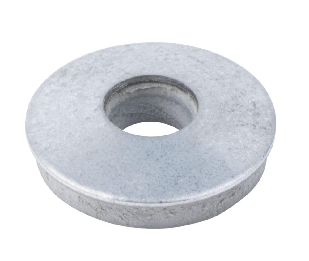 Image of Easyfix Galvanised Steel EPDM Washers A2 19mm 100 Pack