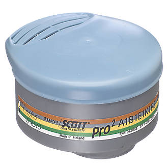 Image of Scott Safety Promask Replacement Filter ABEK2P3