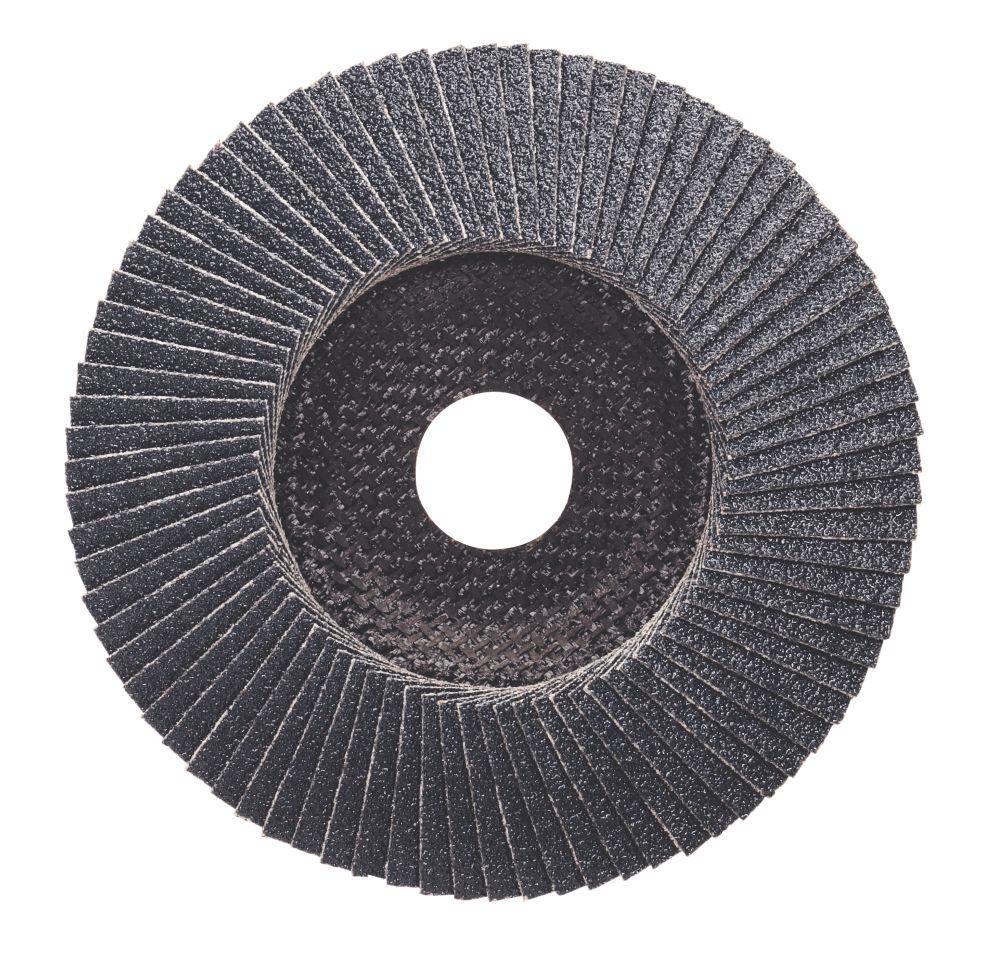Image of Bosch Flap Discs 115mm 60 Grit