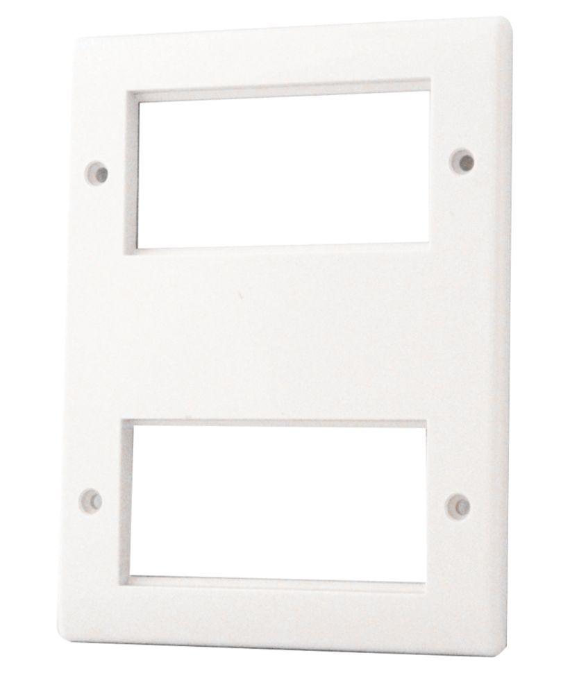 Image of British General Modular Plate White