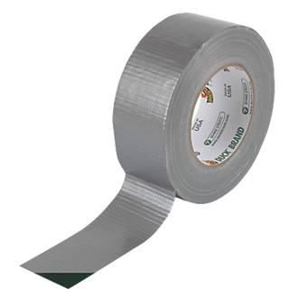 Image of Duck Original Cloth Tape 50 Mesh Silver 50mm x 50m