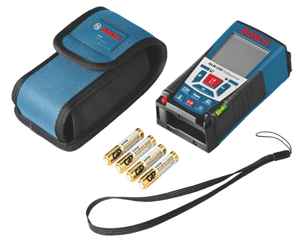 Image of Bosch GLM150 Laser Rangefinder