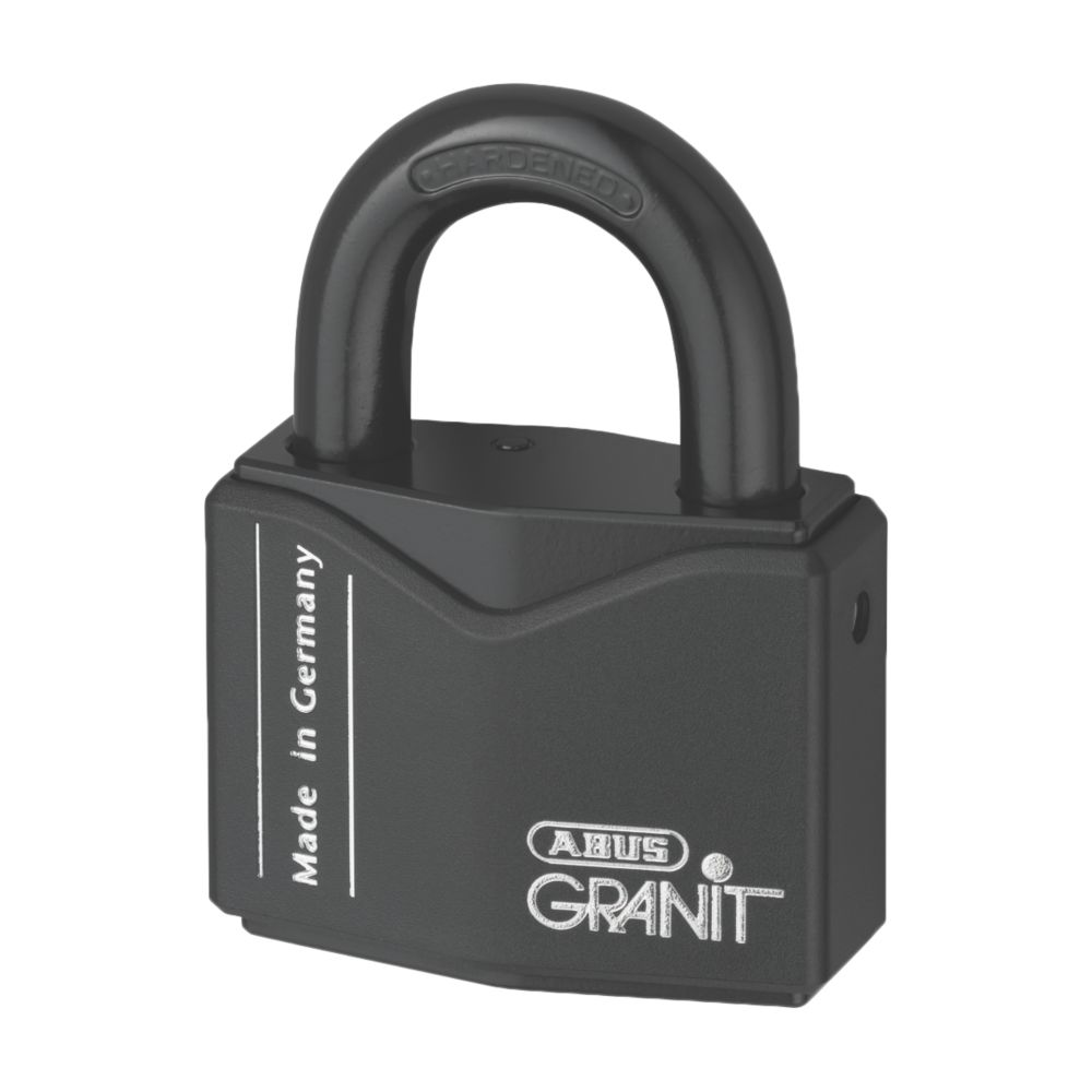 Image of Abus Granit Keyed Alike High Security Padlock Max. Shackle W x H: 27.5 x 26.5mm