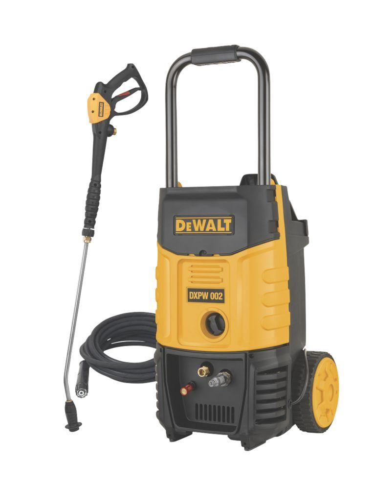 Image of DeWalt DXPW 002 E 150bar Electric Pressure Washer 2600W 230V