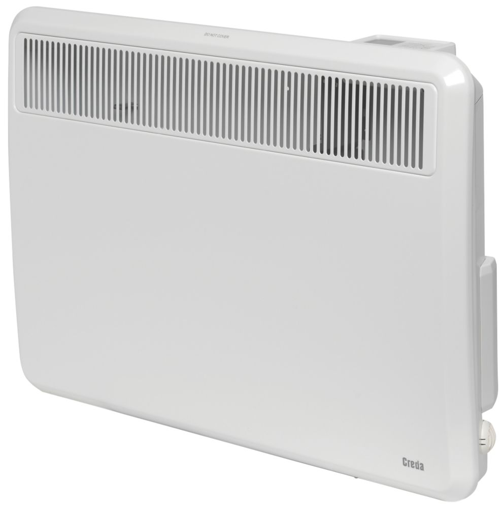 Image of Creda TPRIII 100E Wall-Mounted Panel Heater 1000W
