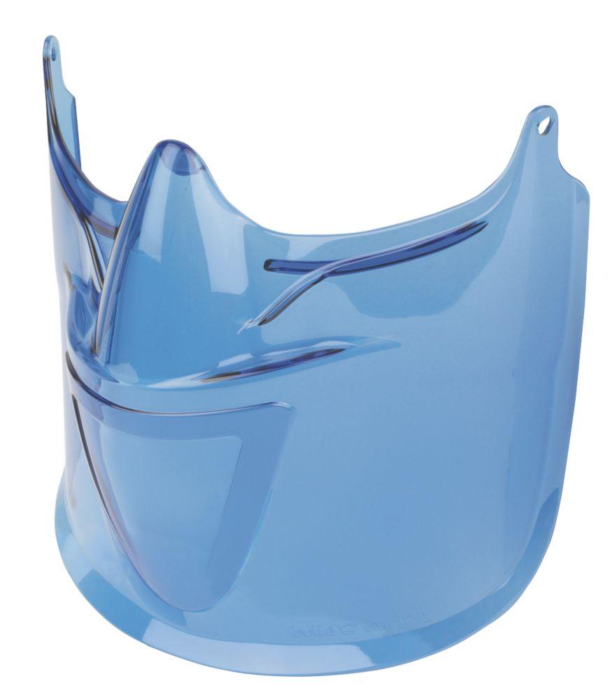 Image of Bolle Atom Safety Goggle Visor Blue