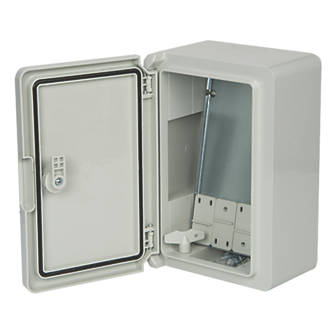 Image of Hylec IP65 ABS Enclosure 200 x 130 x 300mm