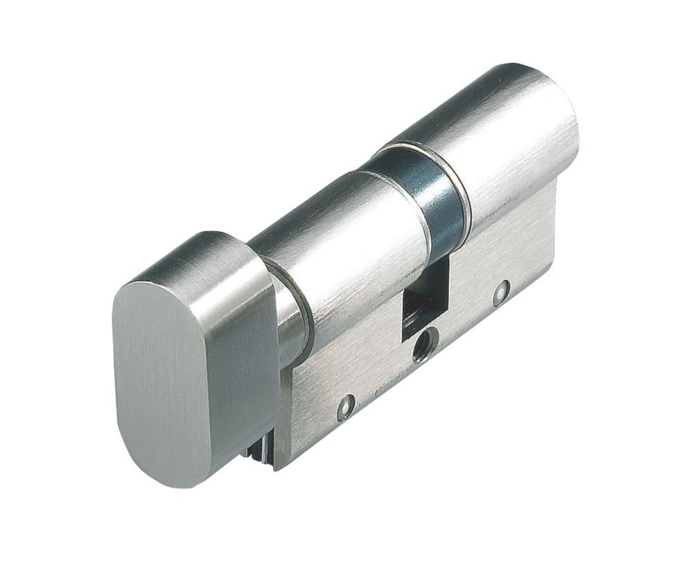 Image of Cisa Astral S Series 10-Pin Euro Cylinder & Thumbturn 45-55