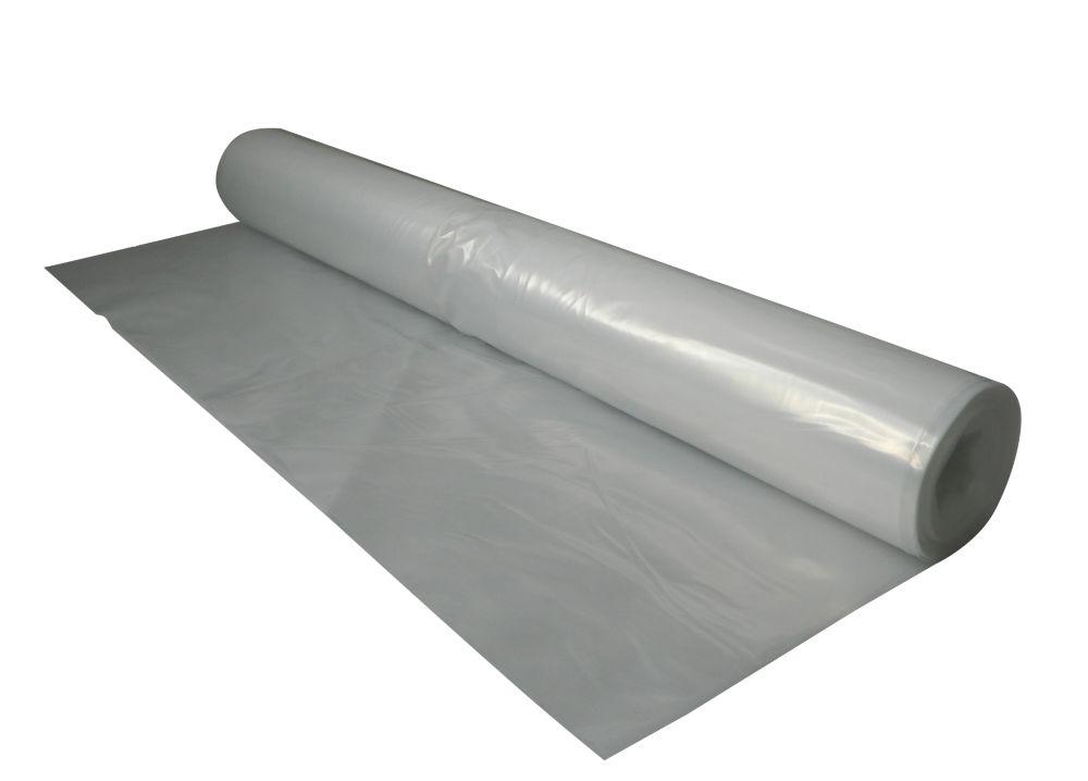 Image of Capital Valley Plastics Ltd Plastic Sheeting Clear 1000ga 4 x 15m