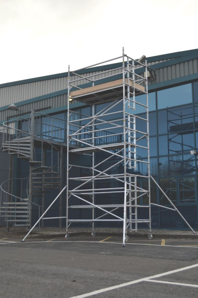 Image of Lyte SF25DW52 Helix Double Width Industrial Tower 5.2m