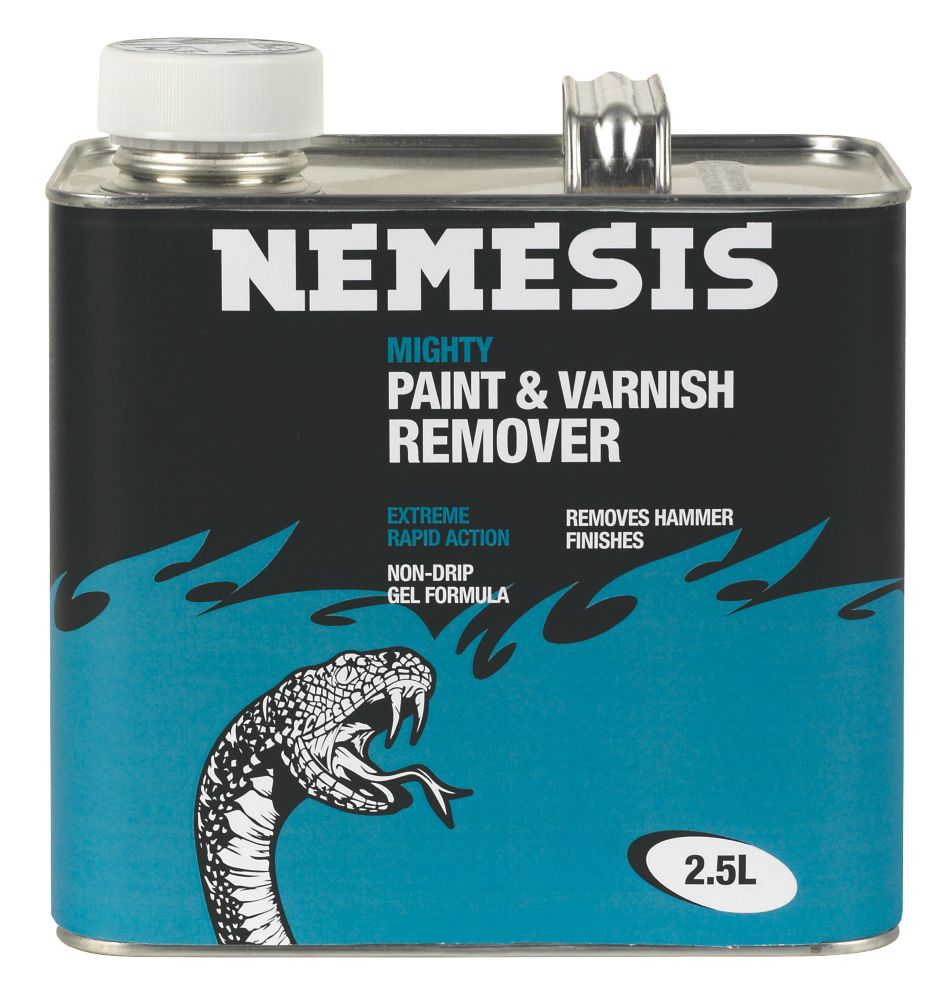 Image of Nemesis Paint & Varnish Remover 2.5Ltr