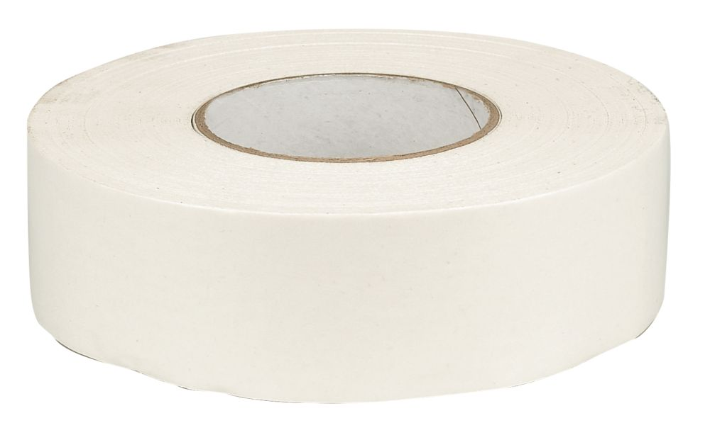 Image of Double-Sided Rough Surface Joint Tape Neutral 50mm x 50m