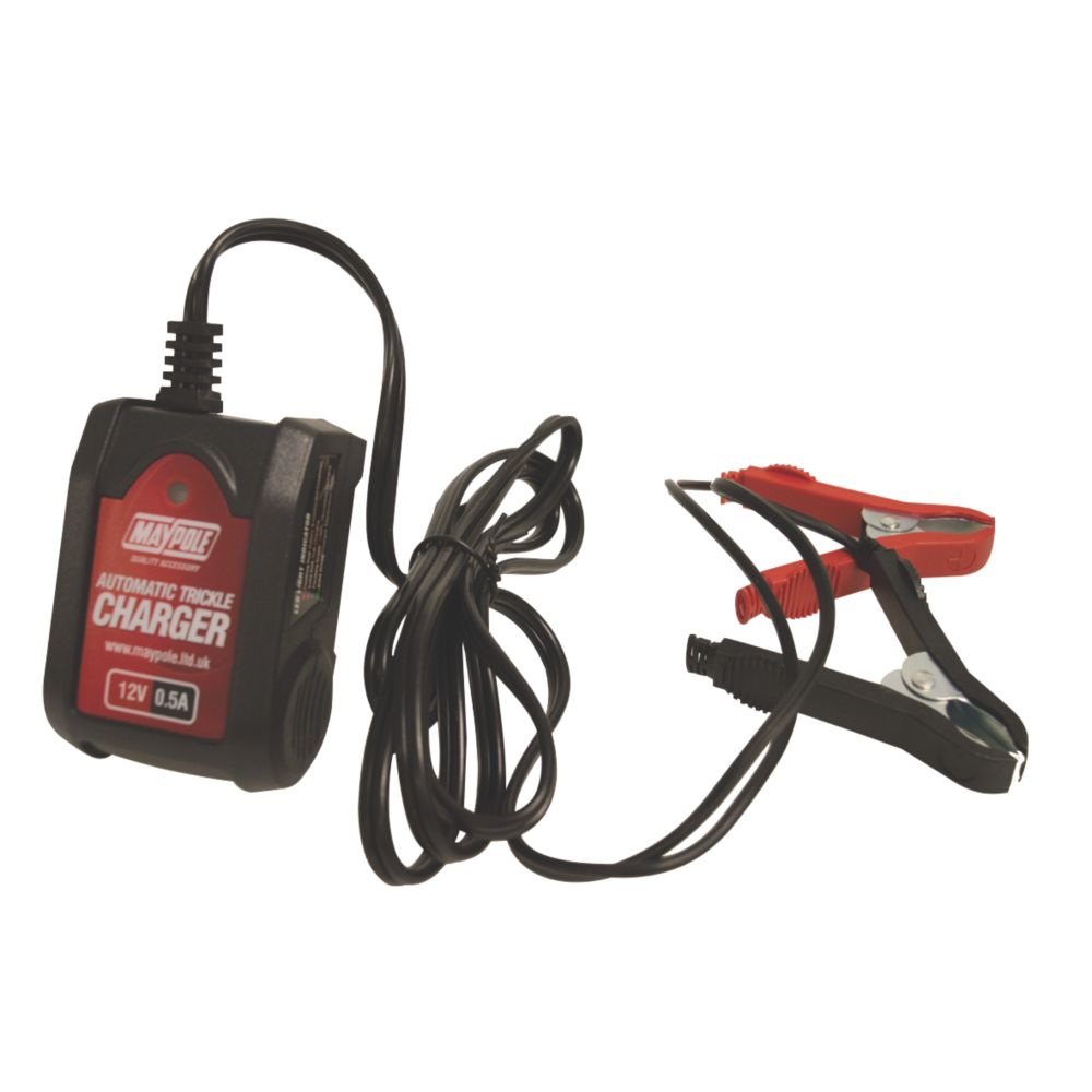 Image of Maypole MP7402 0.5A Trickle Charger 12V