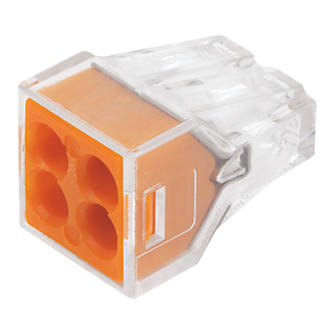 Image of 4-Way Push-Wire Connector 773 Series Pack of 100