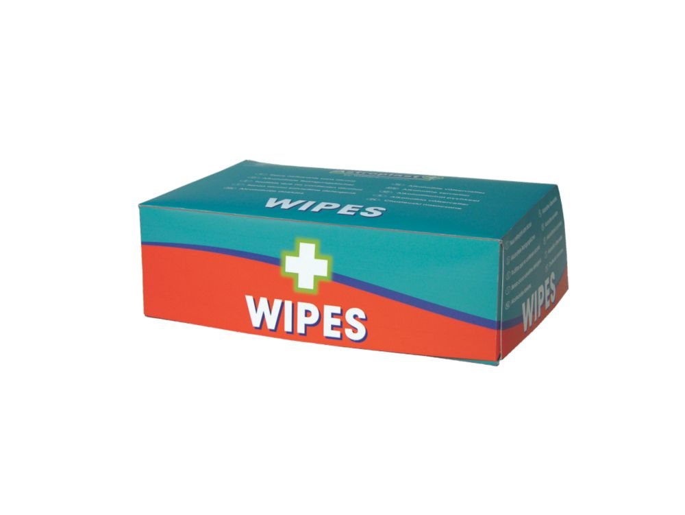 Image of Wallace Cameron Alcohol-Free Wipes 100 Pack