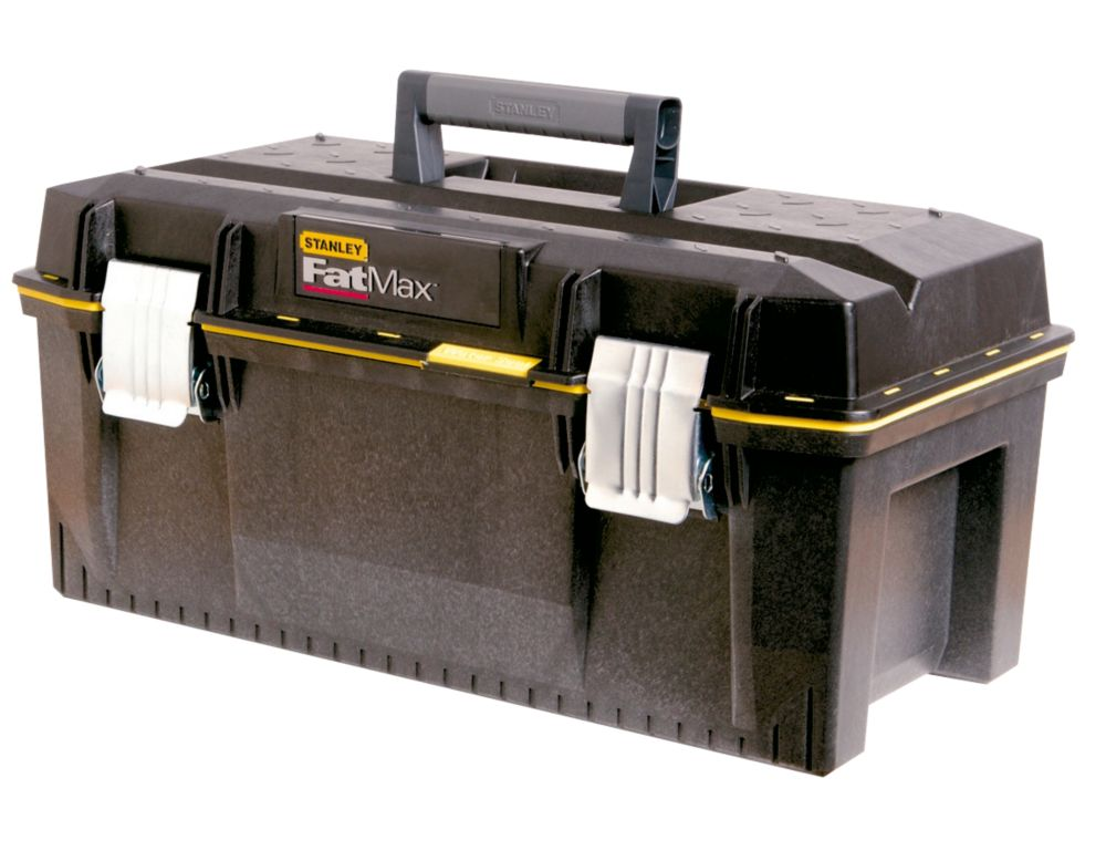 "Image of Stanley FatMax 23"" Structural Foam Tool Box"