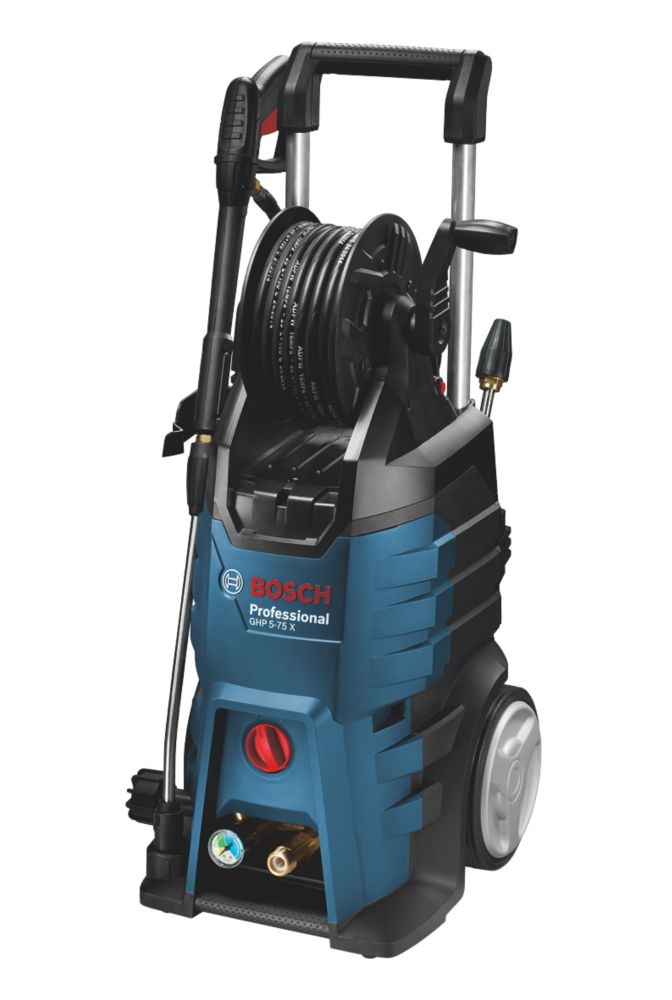 Image of Bosch GHP 5-75X 185bar Professional High Pressure Washer 2600W 230V