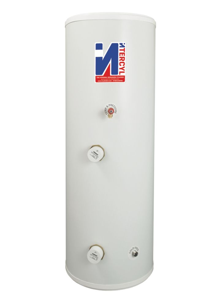 Image of RM Cylinders Direct Internal Expansion Unvented Cylinder 138Ltr