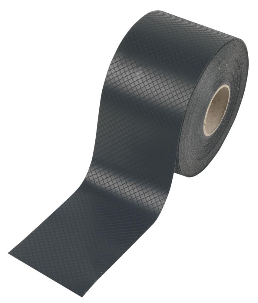 Image of Capital Valley Plastics Ltd Damp-Proof Course 1968ga Black 112mm x 30m